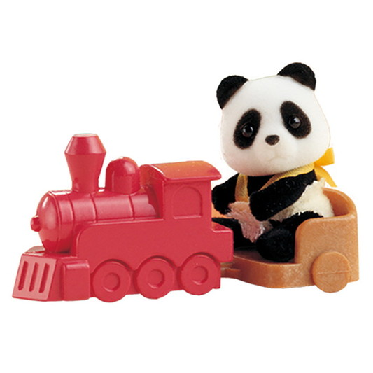 VALISETTE PANDA ET TRAIN - 3