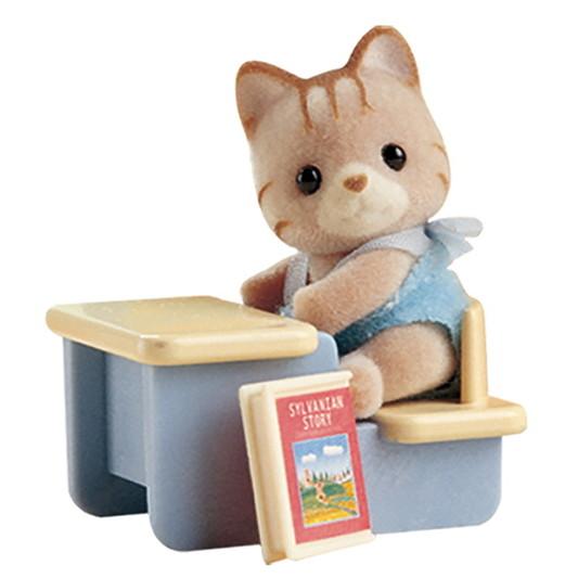 Gatto con scrivania - 3