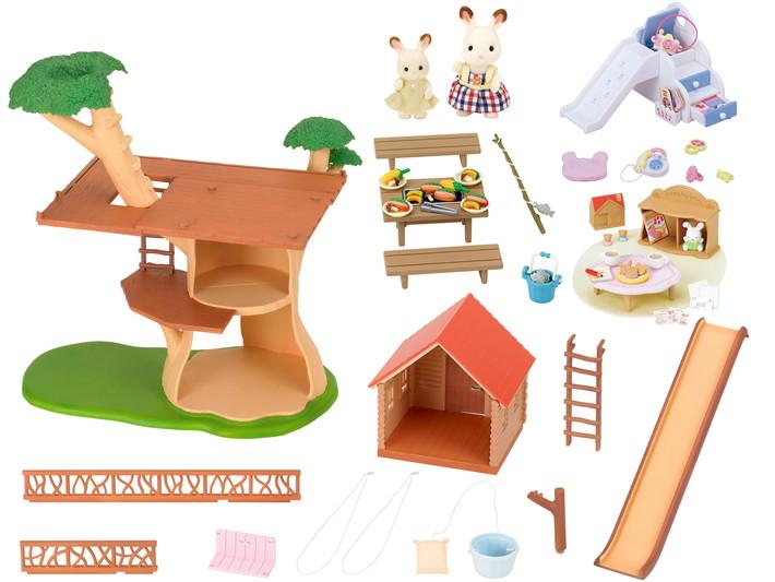 森林樹屋禮盒裝 - 8