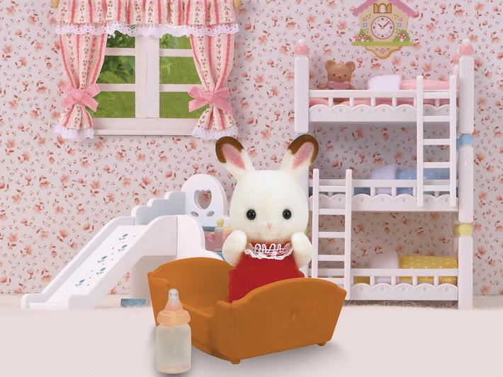 Малыш шоколадный кролик - 5