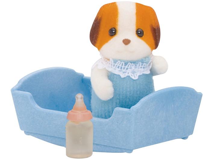 Bebê Cachorro de Seda - 4