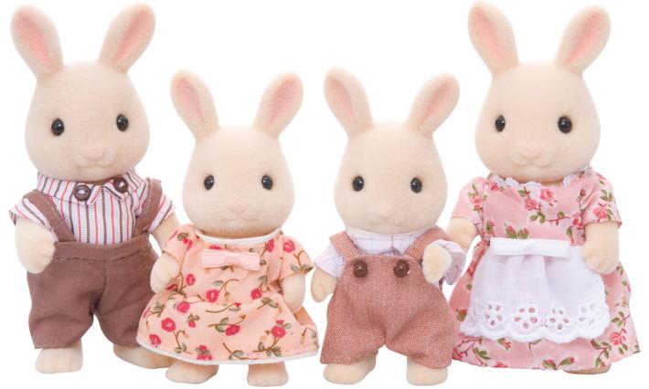 밀크 토끼 가족 - 4