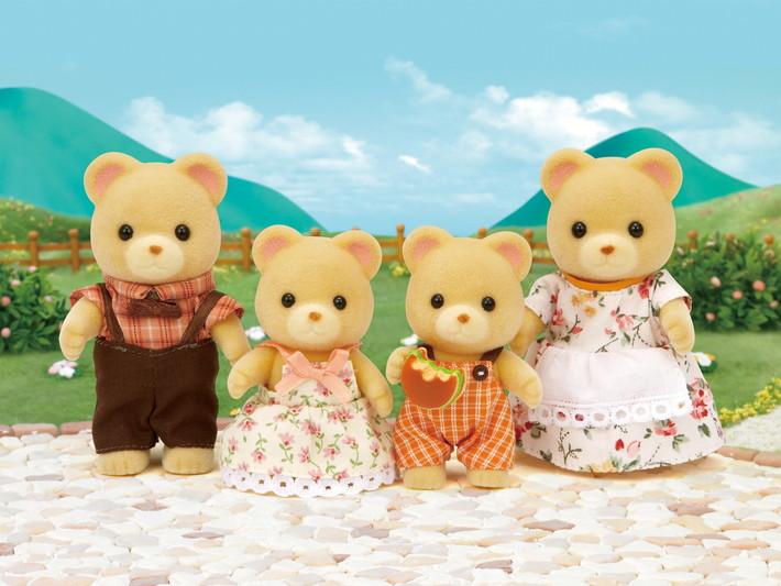 곰 가족 - 4