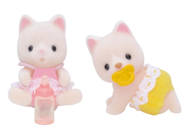 Gêmeos Gato de Seda - 4