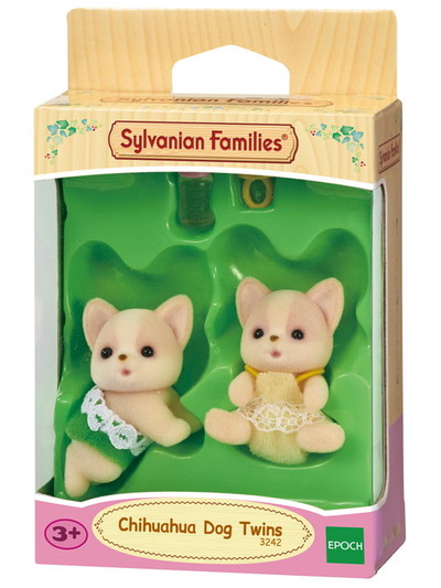 Chihuahua Dog Twins - 4