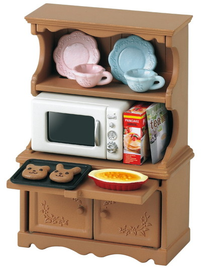 Cupboard with Oven - 5