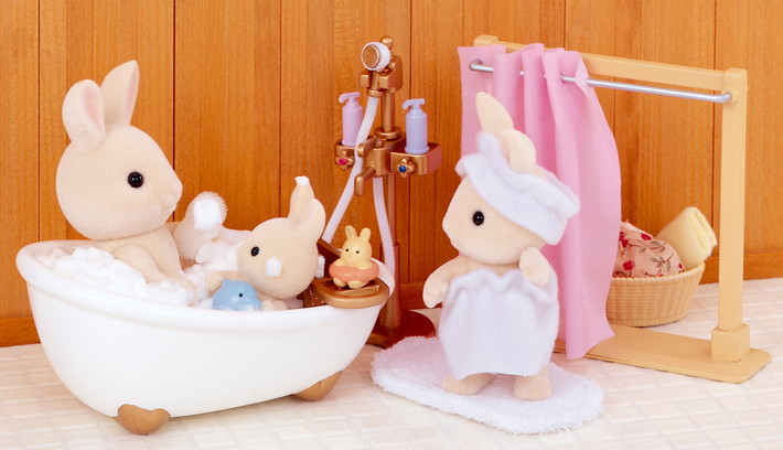 Bath & Shower Set - 6