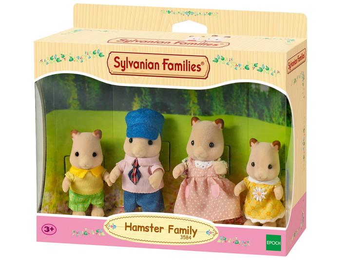 FAMILLE HAMSTER - 4