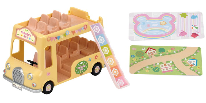 BUS CRECHE A 2 ETAGES - 6