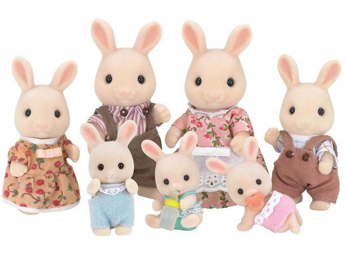 みるくウサギのふたごちゃん - 4
