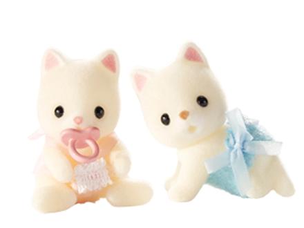 Silk Cat Twins - 1