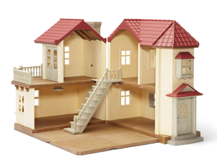 Luxury Townhome|calico Critters