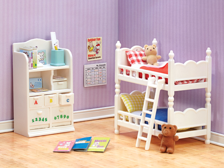 Children S Bedroom Set |calico Critters