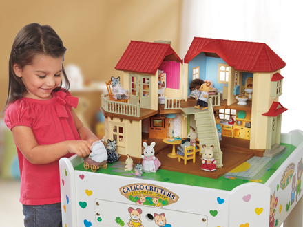 Calico Critters Playtable - 4