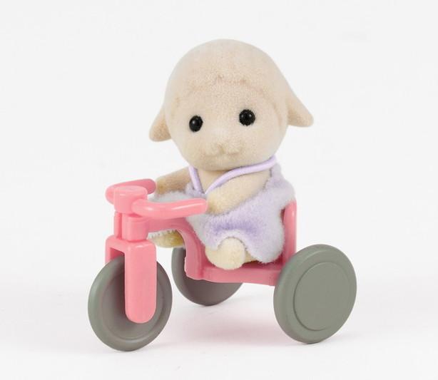 Bebê Ovelha com Triciclo - 3