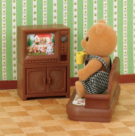 Conjunto de Televisão - 4