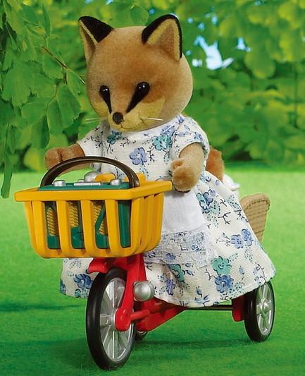 Set pic-nic con biciclette + 2 personaggi - 8