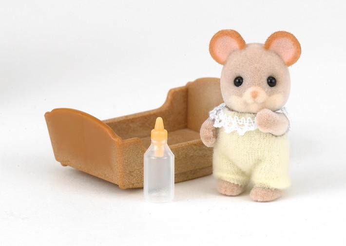 Bebè topo di città - 3