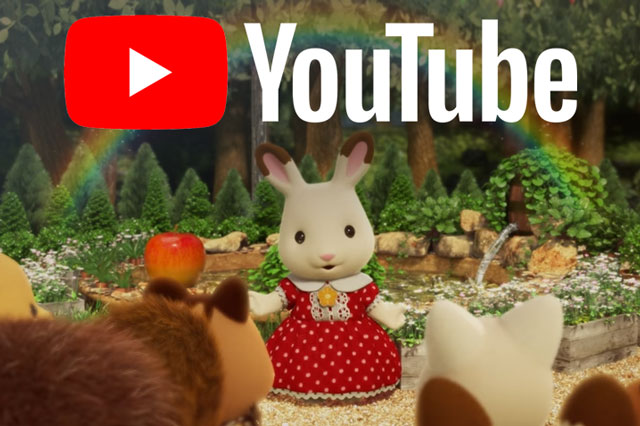 official Calico Critters YouTube Channel