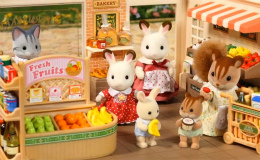 Supermarket & Toy Shop & Bakery