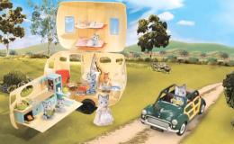 Caravan Family Camper - Series 6