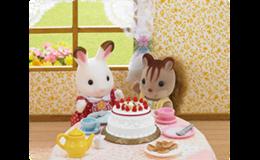 Der Erinnerungs-Kuchen