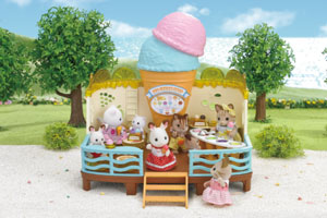 Ice Cream by the Sea !