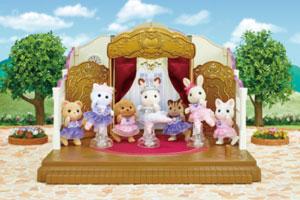 Freya's Big Ballet Concert