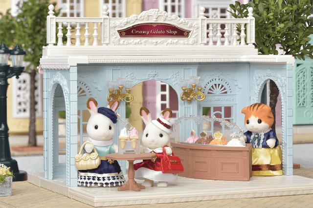 ความลับของร้านเจลาโต้