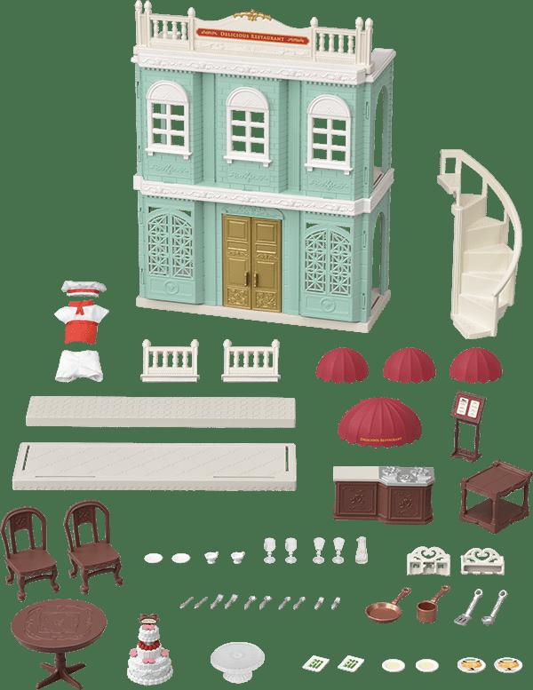 Изысканный ресторан