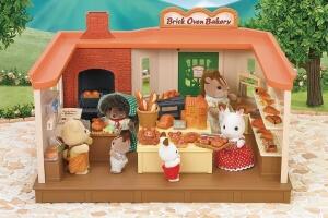 森の焼きたてパン屋さん