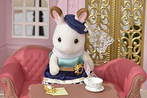 ショコラウサギのお姉さん