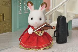 街の音楽会セット-バイオリン-