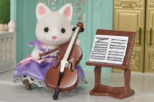 街の音楽会セット-チェロ-