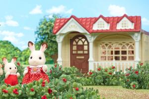 きいちご林のお家