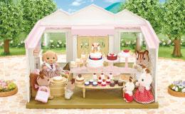 こだわりパティシエのケーキ屋さん