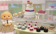 #SP5 こだわりパティシエのケーキ屋さん
