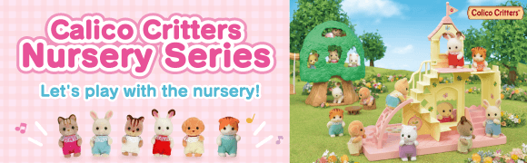 Calico Critters Nursery Series