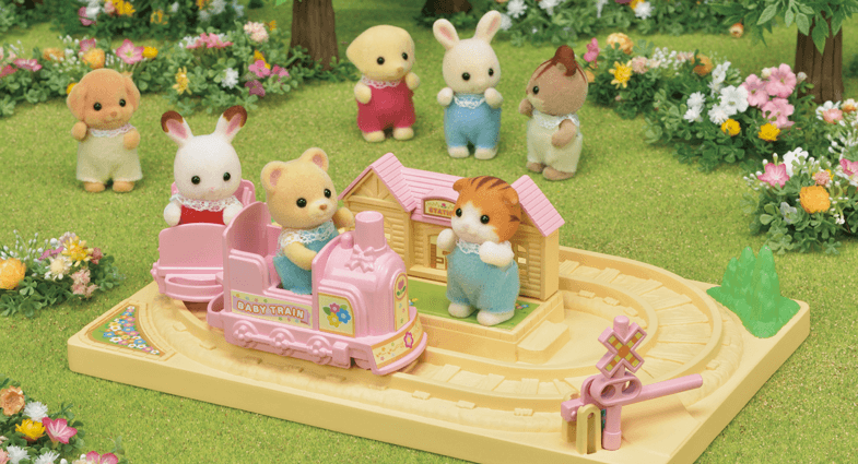 Calico Critters Nursery Series2