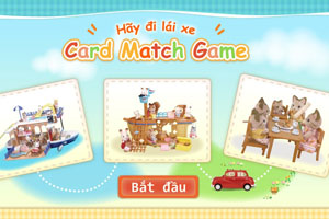 Card Match Game